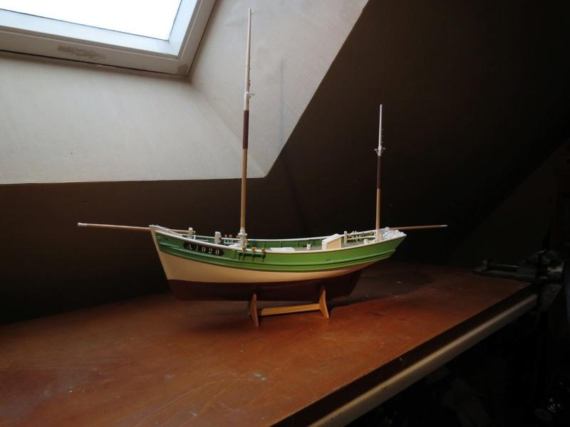 La Marie Jeanne Thonier Billing boats au 1/50 - Page 7 Mj4210