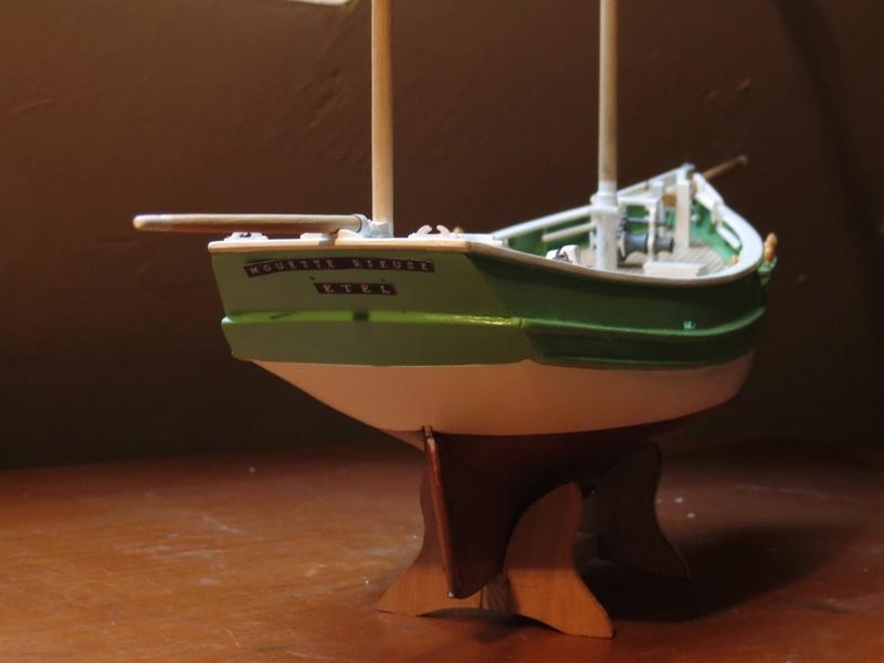 Thonier* - La Marie Jeanne Thonier Billing boats au 1/50 - Page 7 Mj4310
