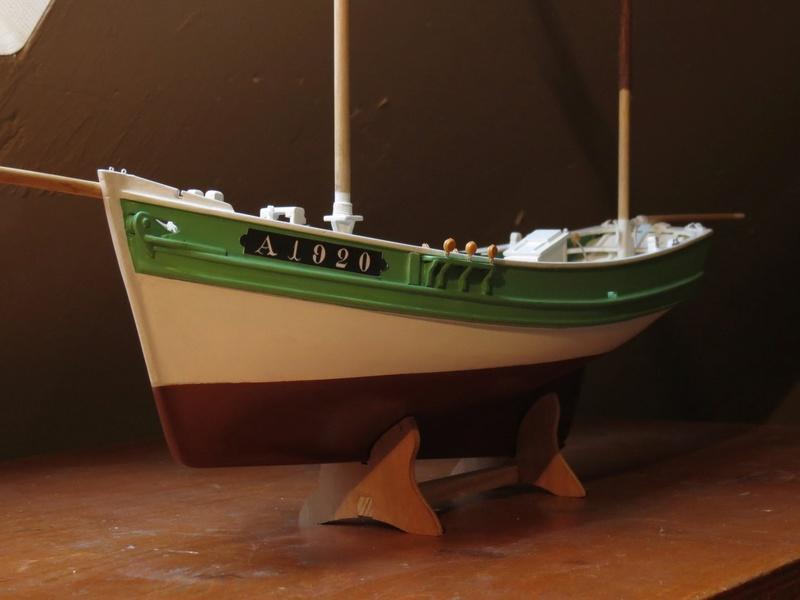 La Marie Jeanne Thonier Billing boats au 1/50 - Page 7 Mj4410