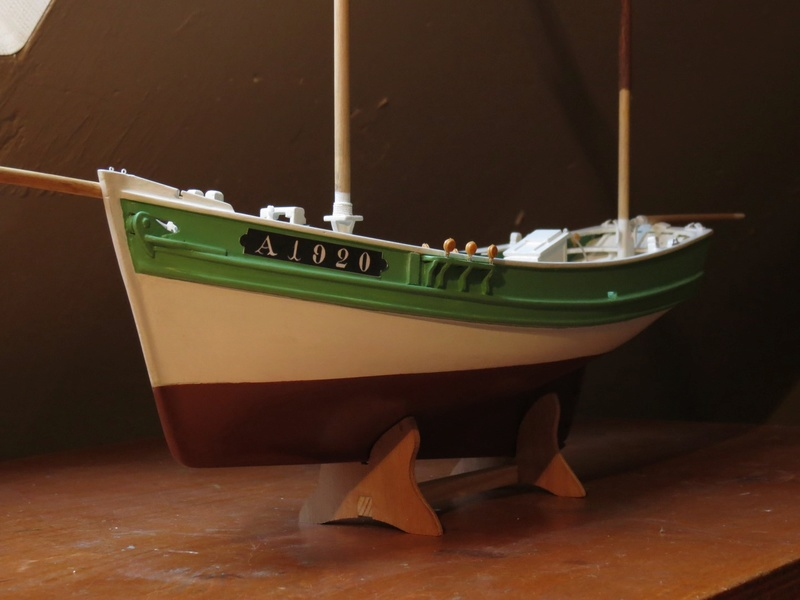 Thonier* - La Marie Jeanne Thonier Billing boats au 1/50 - Page 7 Mj4410
