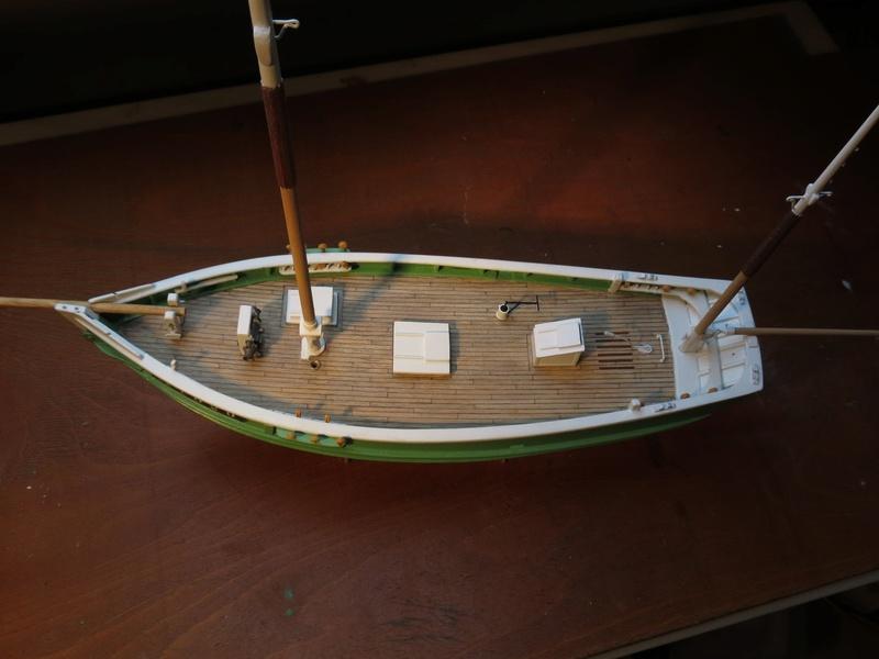 La Marie Jeanne Thonier Billing boats au 1/50 - Page 7 Mj4510