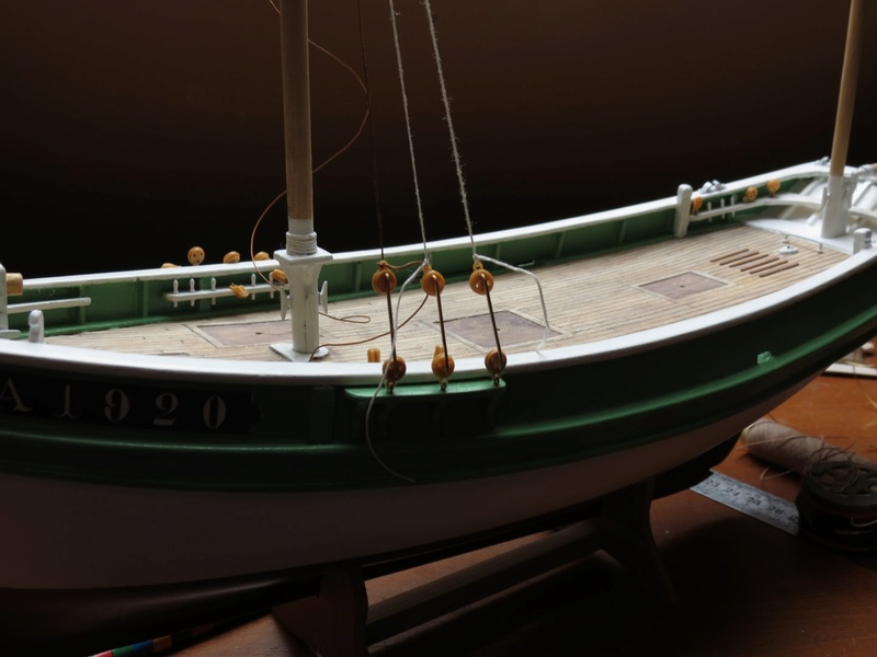 La Marie Jeanne Thonier Billing boats au 1/50 - Page 7 Mj4610