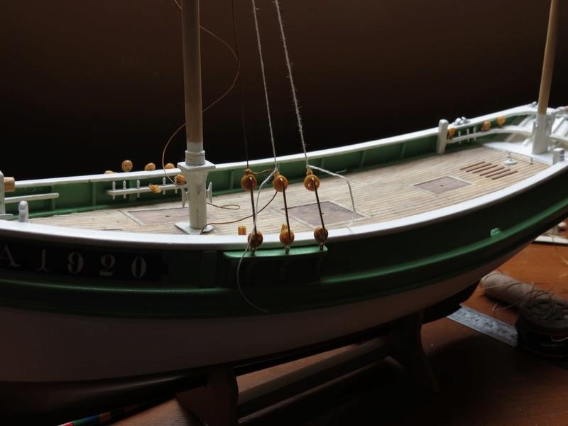 Thonier* - La Marie Jeanne Thonier Billing boats au 1/50 - Page 7 Mj4610