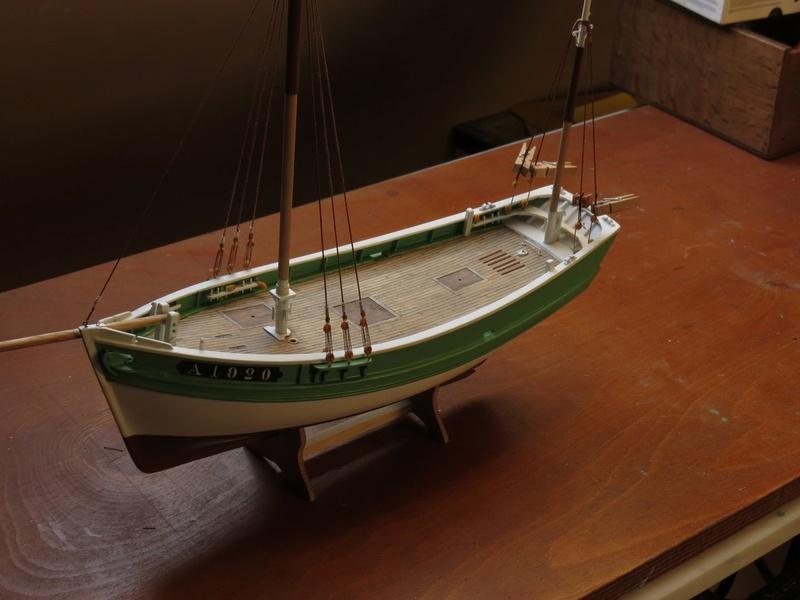 Thonier* - La Marie Jeanne Thonier Billing boats au 1/50 - Page 8 Mj5010