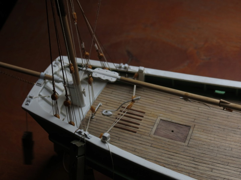 La Marie Jeanne Thonier Billing boats au 1/50 - Page 9 Mj5510