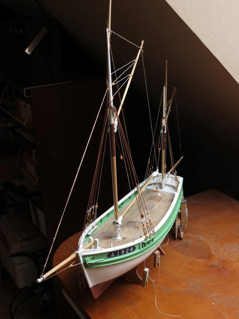 La Marie Jeanne Thonier Billing boats au 1/50 - Page 9 Mj5810