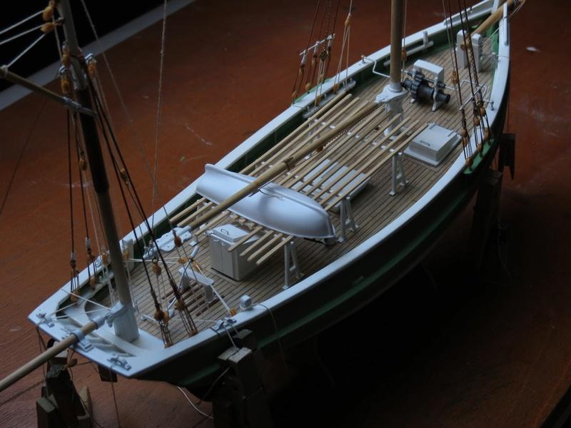 La Marie Jeanne Thonier Billing boats au 1/50 - Page 9 Mj6110