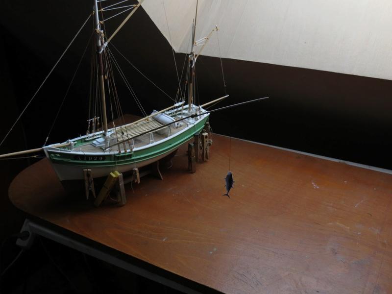 Thonier* - La Marie Jeanne Thonier Billing boats au 1/50 - Page 9 Mj6610