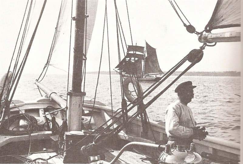 Thonier* - La Marie Jeanne Thonier Billing boats au 1/50 - Page 7 Poupe11