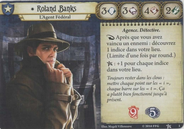 Critique : Horreur à Arkham le jeu de cartes 0311