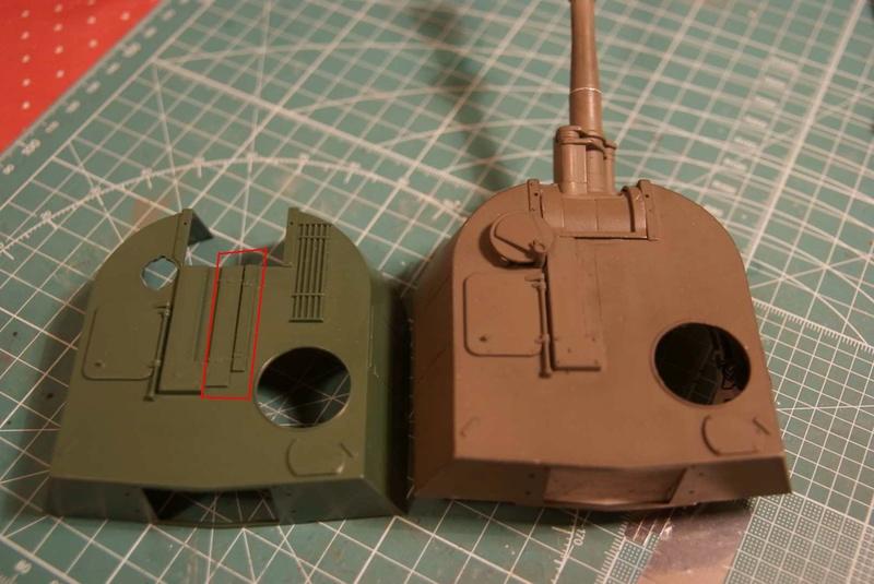 M109 G der Bundeswehr Mitte der 80er   1/35 Tamiya, Blackdog, MR Models, Eduard Bausat10