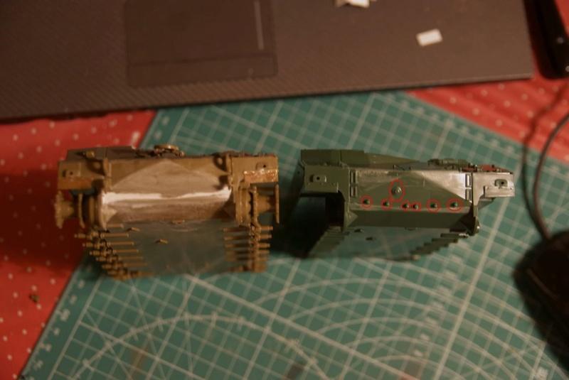 M109 G der Bundeswehr Mitte der 80er   1/35 Tamiya, Blackdog, MR Models, Eduard Bausat12