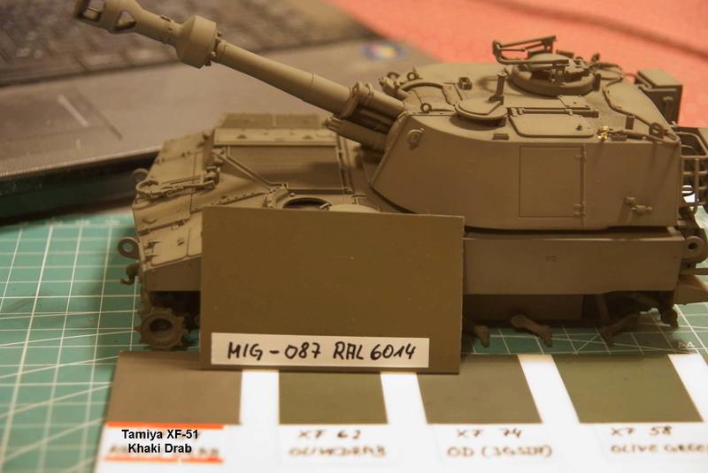 M109 G der Bundeswehr Mitte der 80er   1/35 Tamiya, Blackdog, MR Models, Eduard - Seite 2 Farbve11