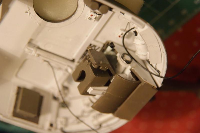 M109 G der Bundeswehr Mitte der 80er   1/35 Tamiya, Blackdog, MR Models, Eduard Flachk12