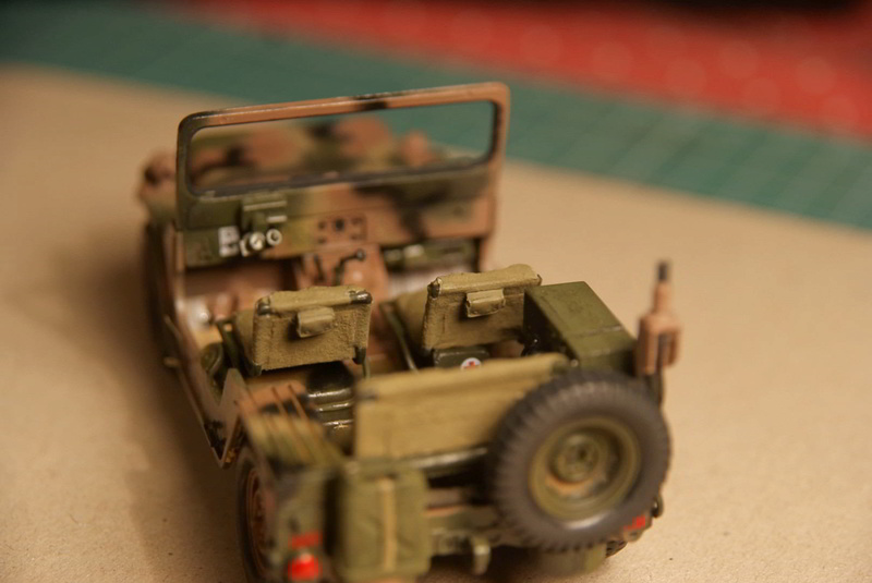 M109 A2 US-Army Ford_m17