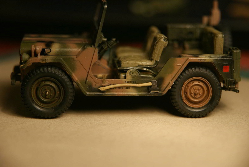 M109 A2 US-Army Ford_m21