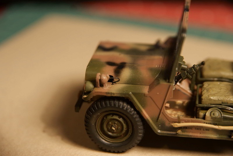 M109 A2 US-Army Ford_m24
