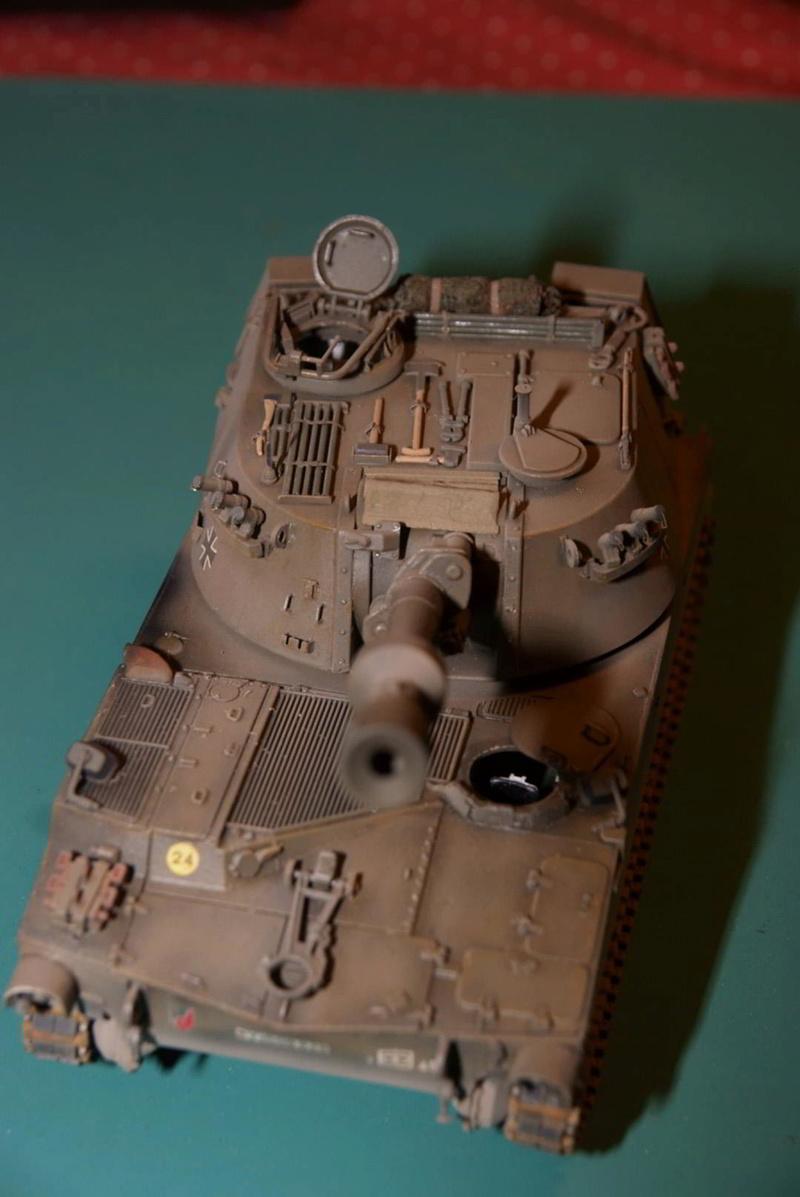 M109 G der Bundeswehr Mitte der 80er   1/35 Tamiya, Blackdog, MR Models, Eduard Modell11