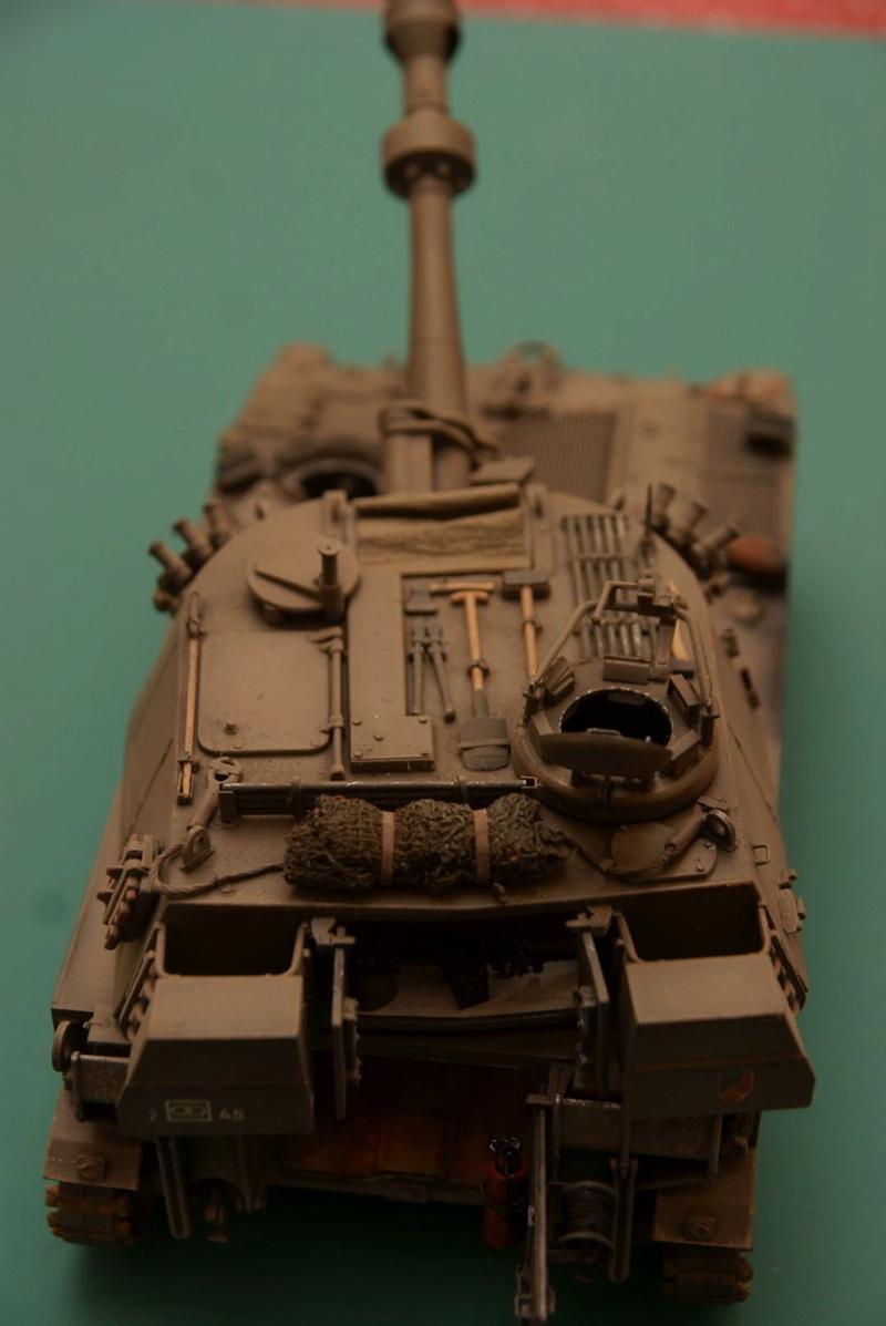 M109 G der Bundeswehr Mitte der 80er   1/35 Tamiya, Blackdog, MR Models, Eduard Modell12