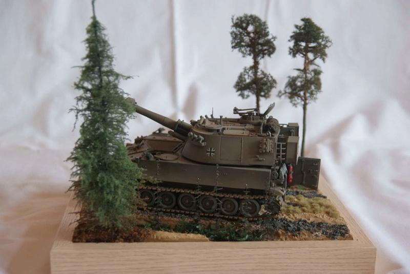 M109 G der Bundeswehr Mitte der 80er   1/35 Tamiya, Blackdog, MR Models, Eduard Modell15