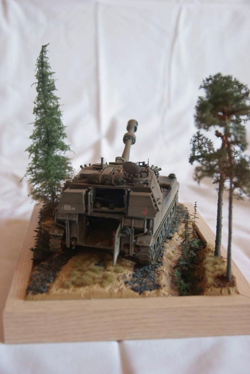 M109 G der Bundeswehr Mitte der 80er   1/35 Tamiya, Blackdog, MR Models, Eduard Modell20