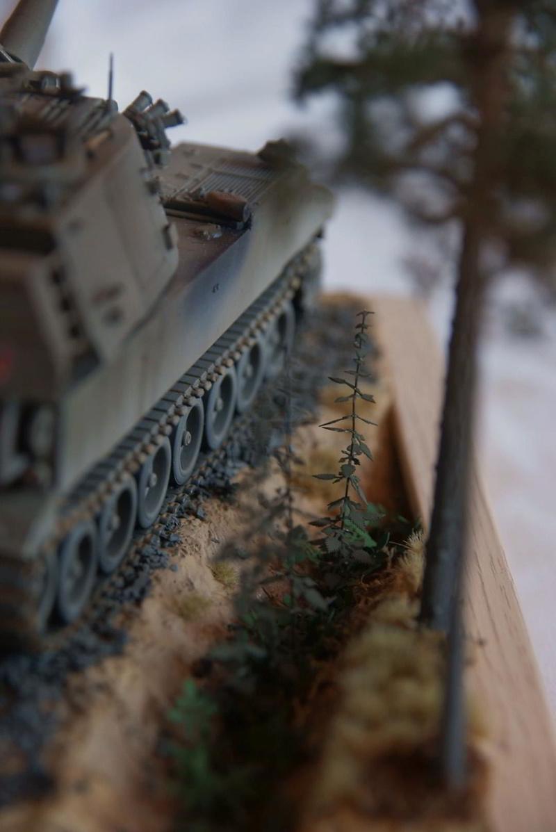 M109 G der Bundeswehr Mitte der 80er   1/35 Tamiya, Blackdog, MR Models, Eduard Modell22