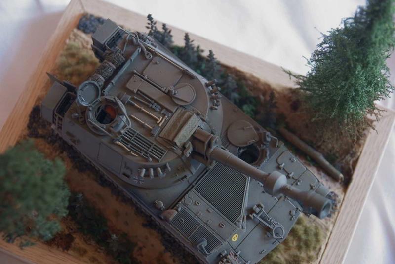 M109 G der Bundeswehr Mitte der 80er   1/35 Tamiya, Blackdog, MR Models, Eduard Modell25