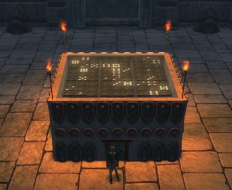 TOK [spoiler] Deuxième énigme, Sudoku Sudoku14