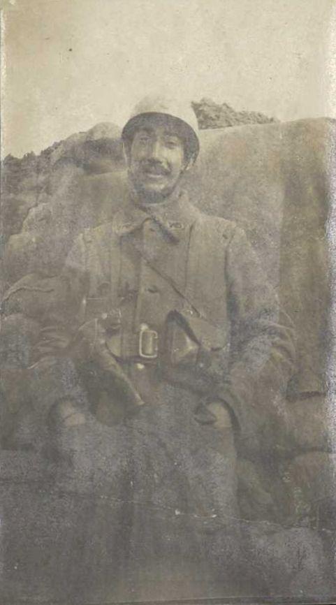 Objectif : reconstituer un officier français 1916-1917 E777af10