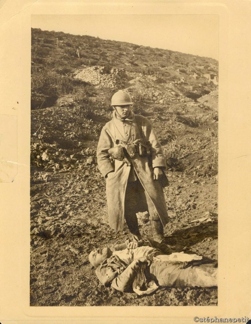 Objectif : reconstituer un officier français 1916-1917 Photo410