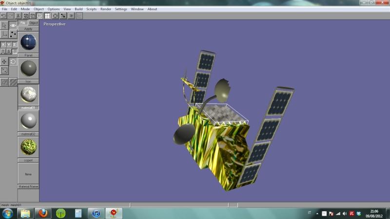 Sviluppo satellite - Pagina 2 Module10