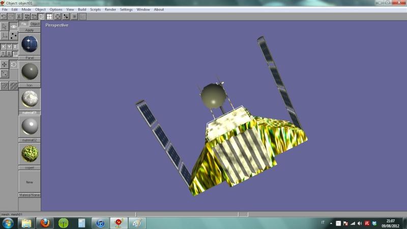 Sviluppo satellite - Pagina 2 Module11