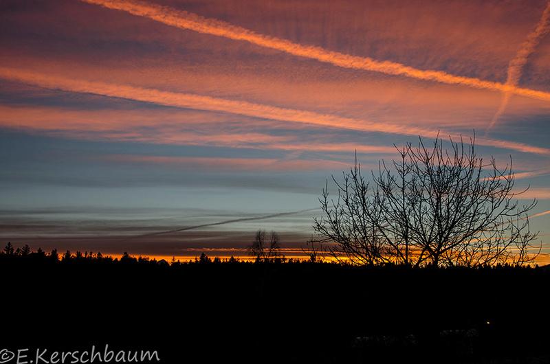 Sonnenaufgang heute Dsc_0048