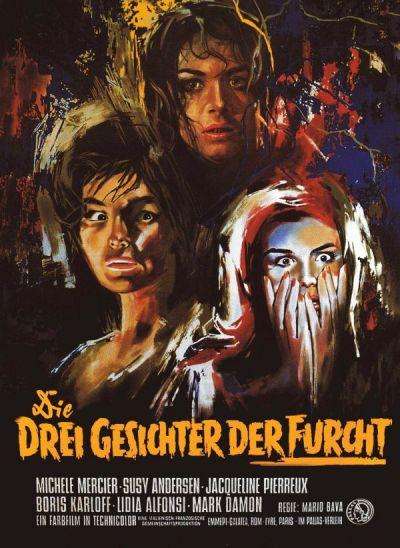 Les trois visages de la peur - I Tre volti della paura - 1963 - Mario Bava Black_10
