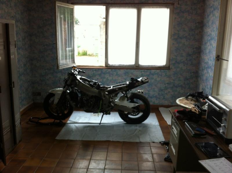 Ma 1ère Moto Piste. Zx6R-99 EN mode préparation Img_0812