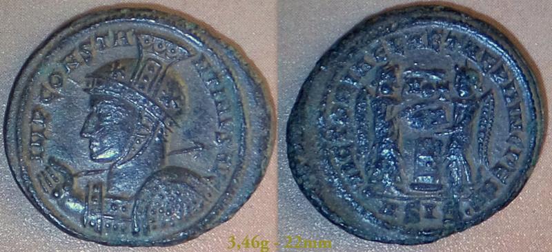 Les Constantins Ier et Constantins II de Rayban35 Charg105