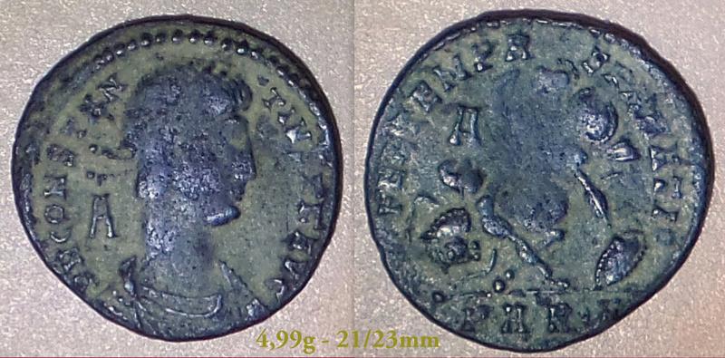 Les Constances II, ses Césars et ces opposants par Rayban35 - Page 5 Charge15