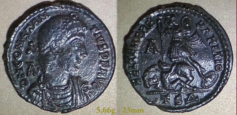 Les Constances II, ses Césars et ces opposants par Rayban35 - Page 5 Charge16