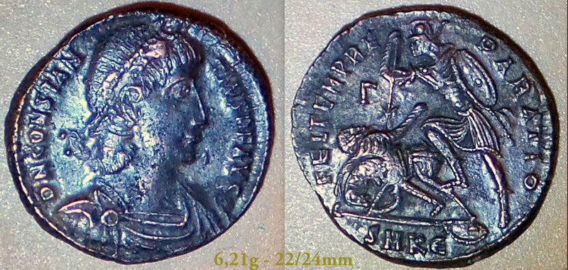 Les Constances II, ses Césars et ces opposants par Rayban35 - Page 5 Charge17