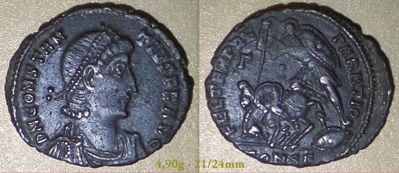 Les Constances II, ses Césars et ces opposants par Rayban35 - Page 5 Charge26