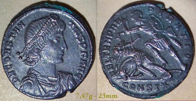 Les Constances II, ses Césars et ces opposants par Rayban35 - Page 6 Charge36