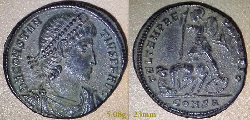 Les Constances II, ses Césars et ces opposants par Rayban35 - Page 6 Charge42