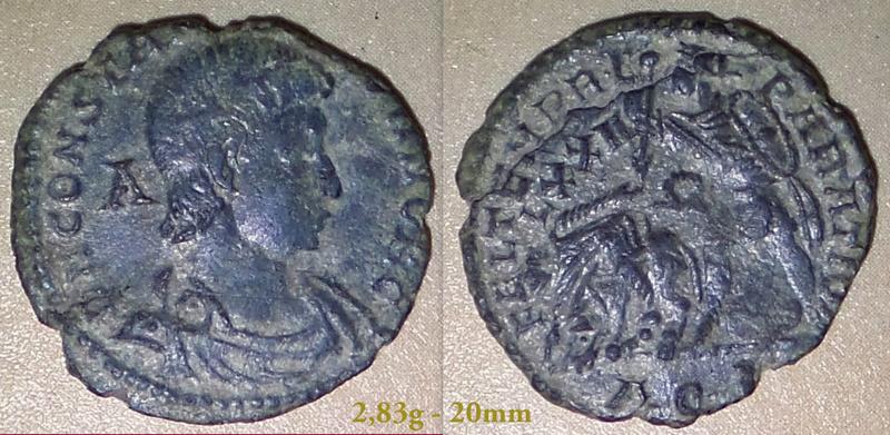 Les Constances II, ses Césars et ces opposants par Rayban35 - Page 6 Charge44