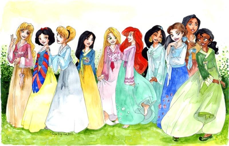 Les Disney Princesses (+ Elsa et Anna) [Topic Unique] - Page 4 44444_10