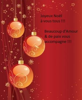 Joyeux noel  Fofo <3 Joyeux10