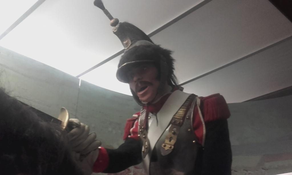 [ Histoires et histoire ] Musée de la cavalerie à Saumur 00911