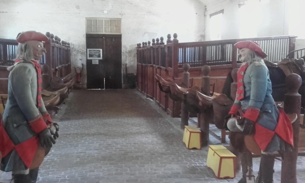 [ Histoires et histoire ] Musée de la cavalerie à Saumur 01011