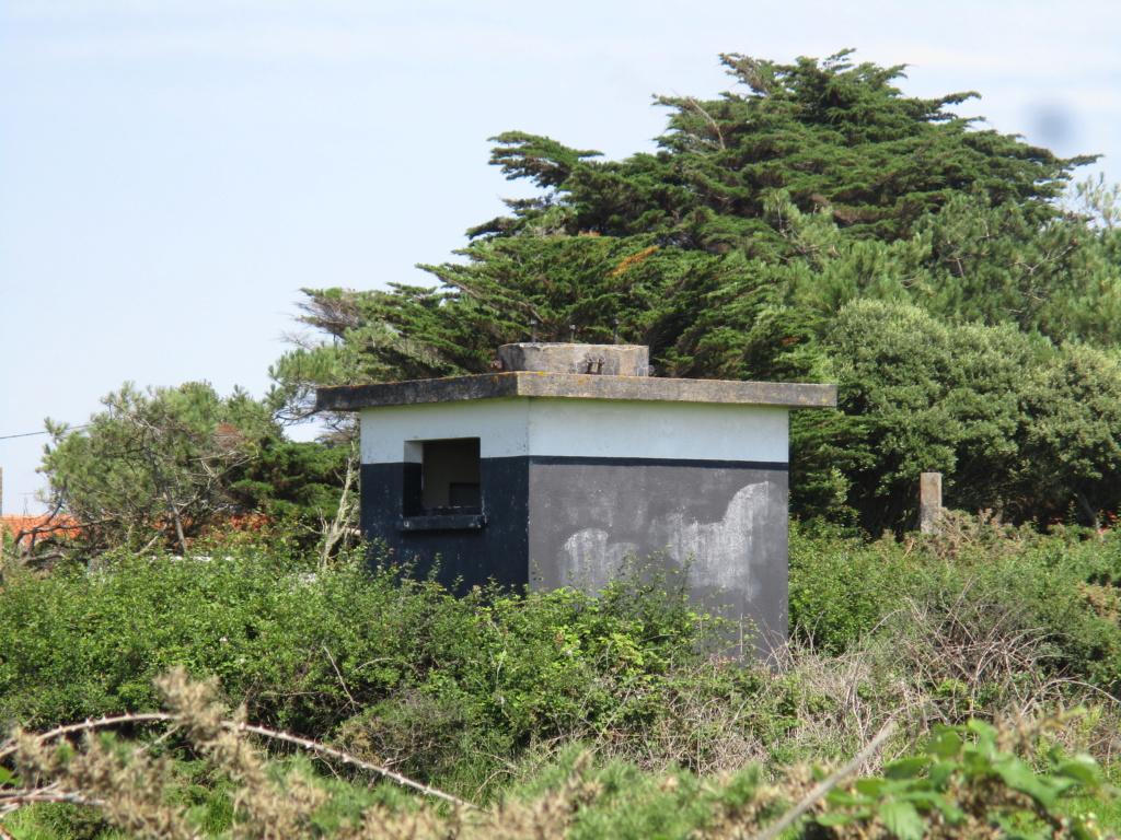 [ Les sémaphores - divers ] Sémaphore de la Pointe Saint Gildas (44) 01112
