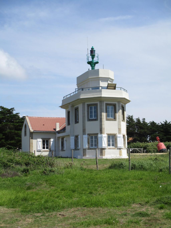 [ Les sémaphores - divers ] Sémaphore de la Pointe Saint Gildas (44) 01214