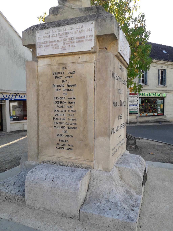 [ Histoires et histoire ] Monuments aux morts originaux Français Tome 2 - Page 9 020_210